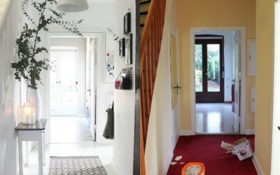 Die Verwandlung unserer kleinen Doppelhaushälfte  Teil 1
