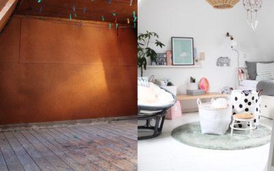 Die Verwandlung unserer kleinen Doppelhaushälfte Teil 2