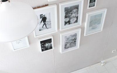 Pudriger Flur mit Bildergalerie