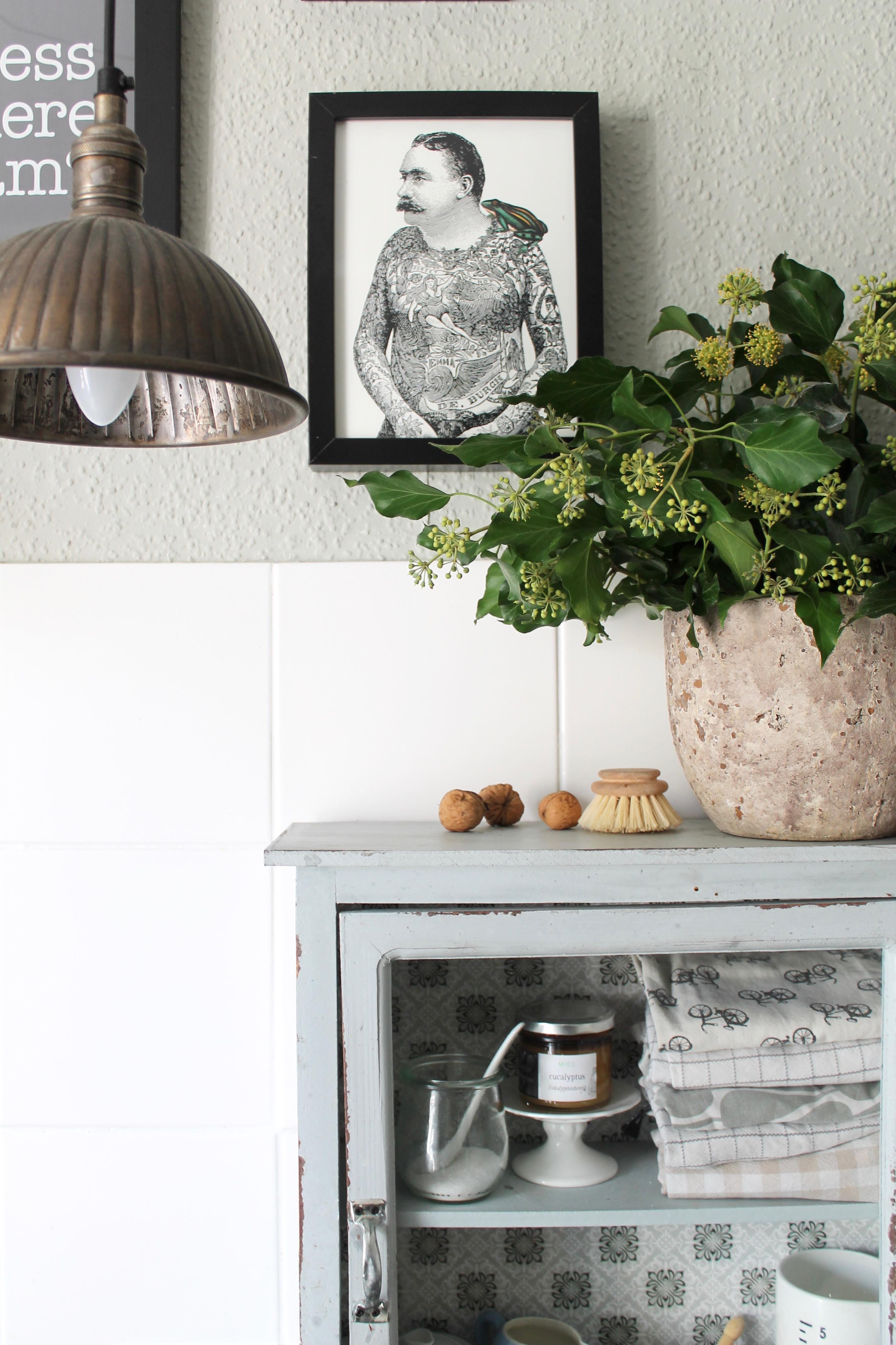 Schnelles Küchen-Herbststyling