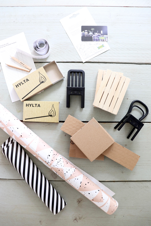 IKEA Gutschein Geschenkverpackungsidee Britta Bloggt