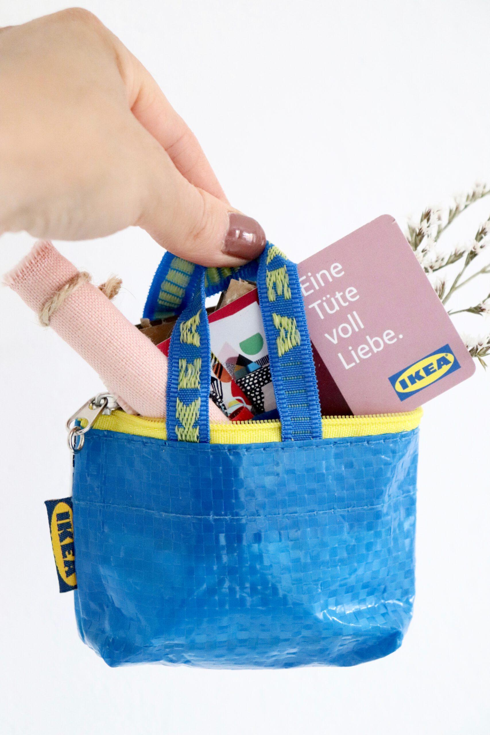 IKEA Gutschein Verpackungsidee Teil 2
